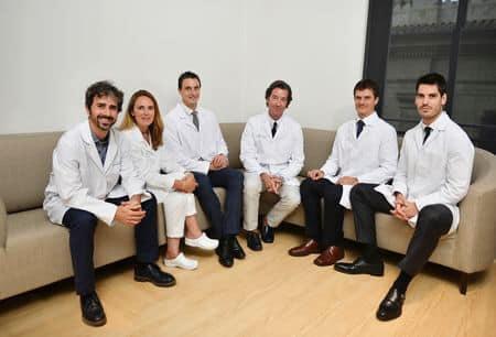 Equipo Médico Blefaroplastia